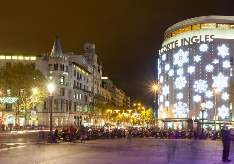 Christmas destinations: Barcelona