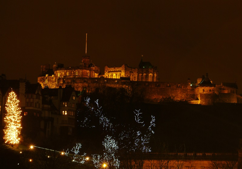 Christmas destinations: Edinburgh