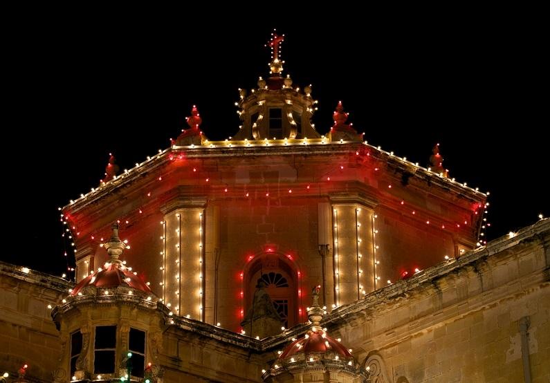 Christmas destinations: Malta