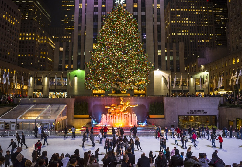 Christmas Destinations: New York