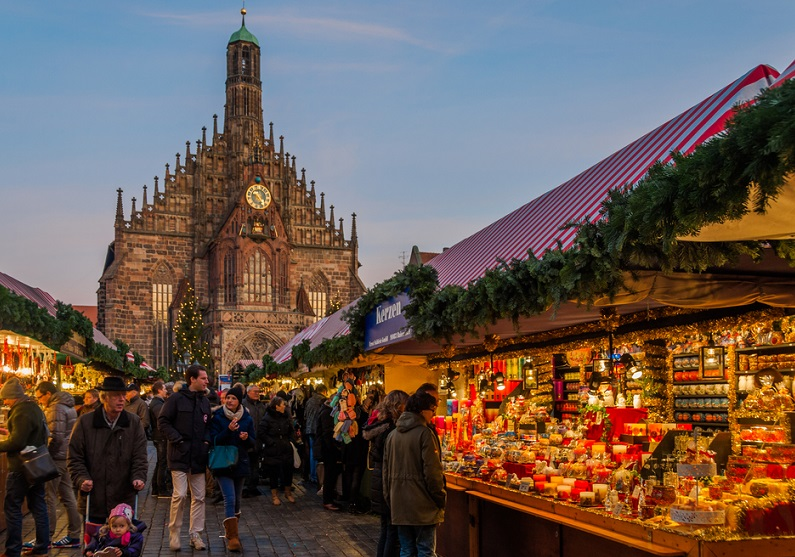 Christmas destinations: Nuremberg