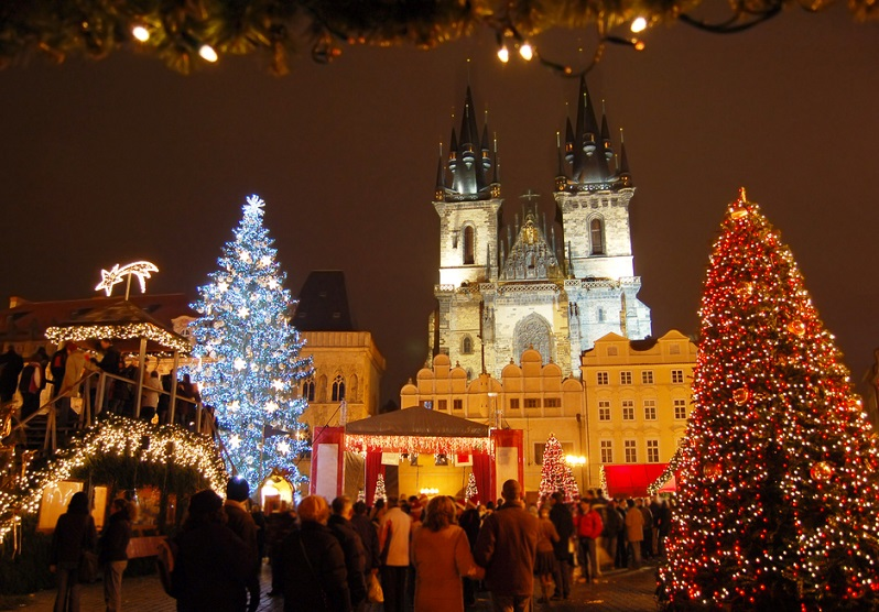Christmas destinations: Prague