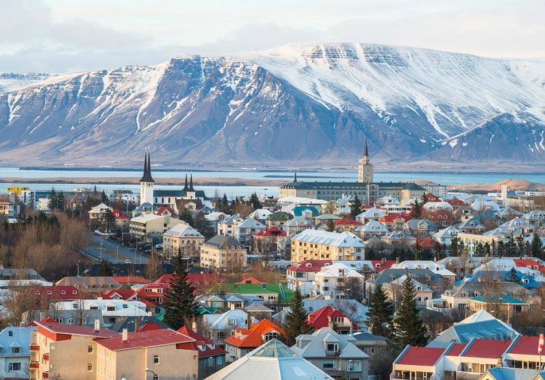 Christmas destinations: Reykjavik