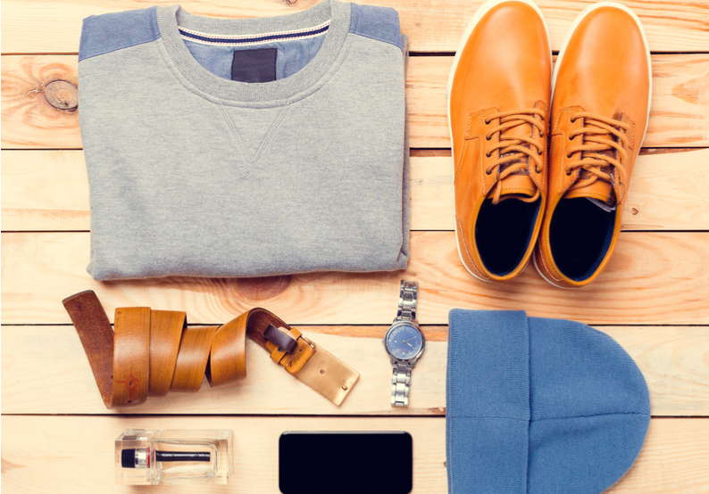 What to take to college: clothing and accessories