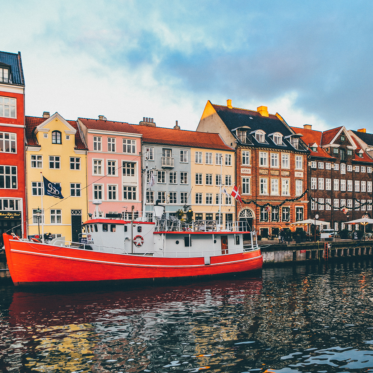 Copenhagen is one of our top cities to explore after lockdown