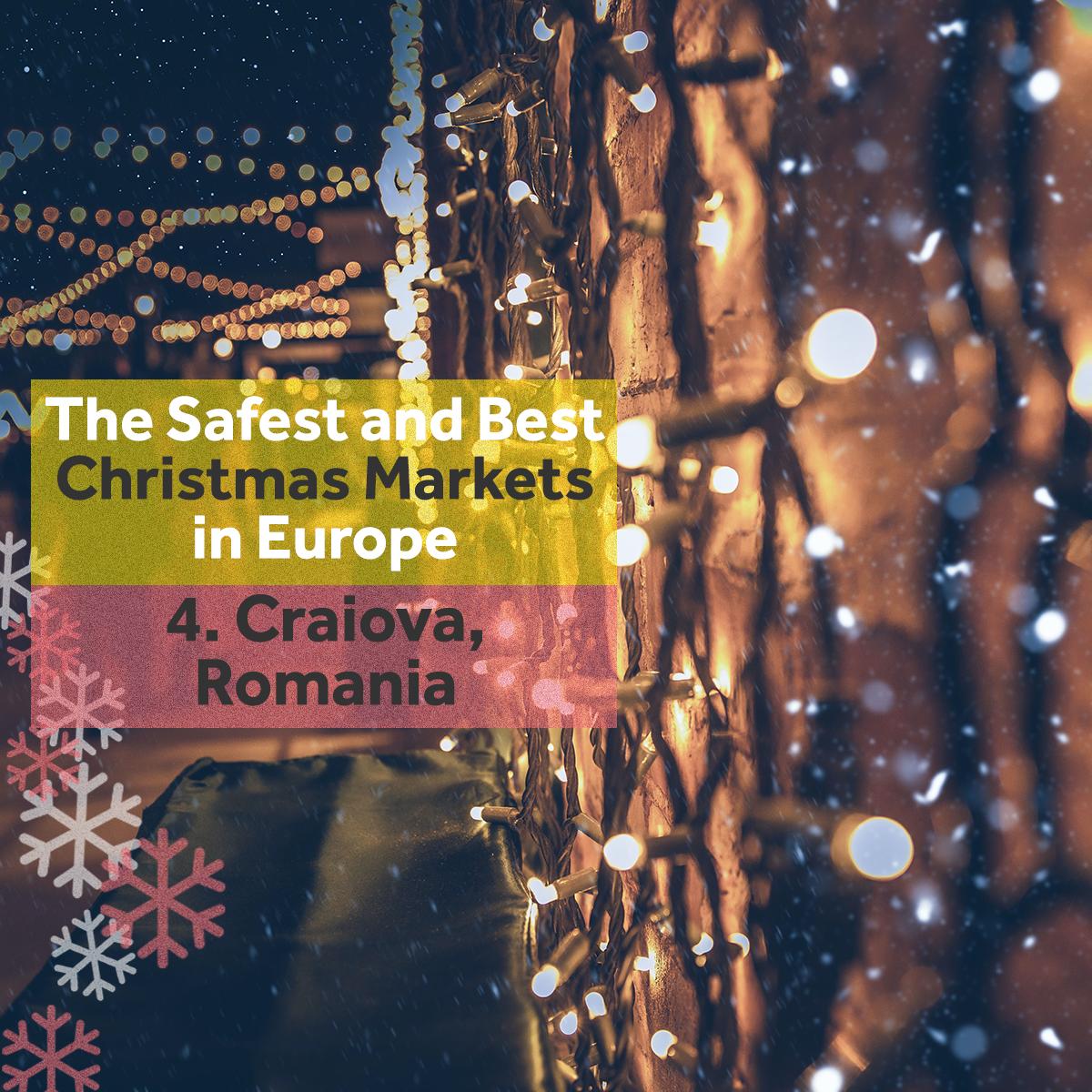 Christmas Markets Europe - Craiova