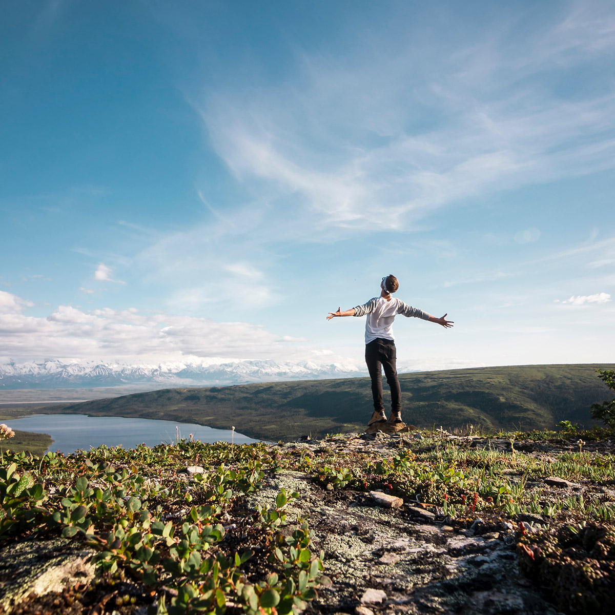 Bucket List Travel 2021 - Denali, Canada
