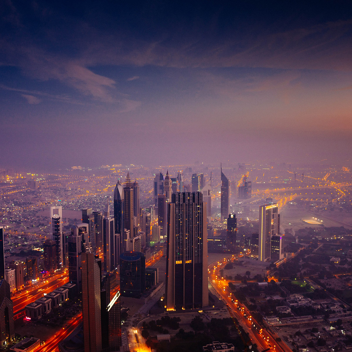 Best Destinations in January 2021 for UK Nationals - Dubai