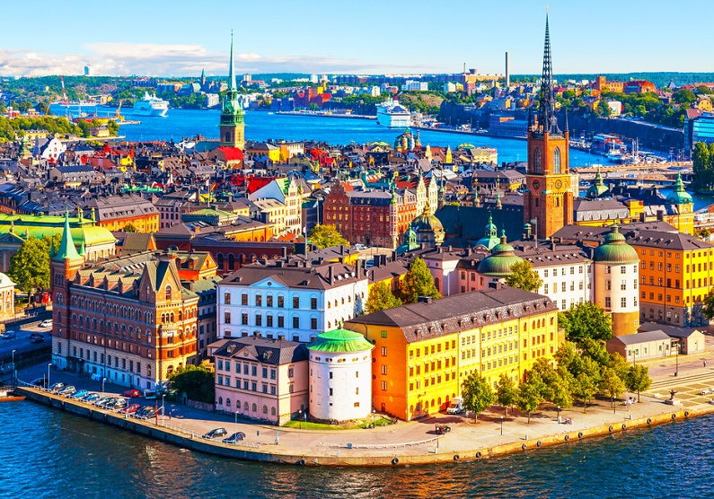 English language courses in Sweden