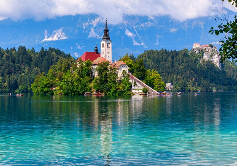 Unusual EU Holiday Destinations: Lake Bled