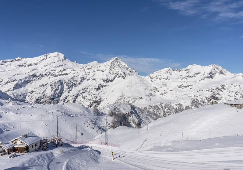 Unusual EU Holiday Destinations: Monterosa
