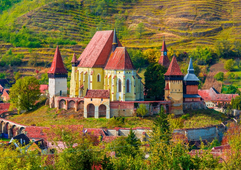 Unusual EU Holiday Destinations: Sibiu
