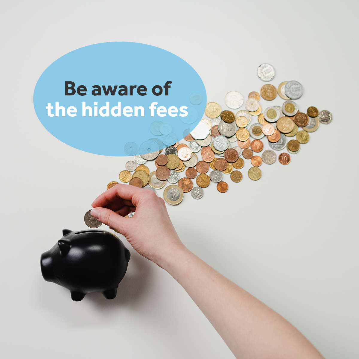 Stay aware of fees that could be imposed by landlord