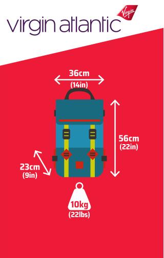 Hand Luggage Virgin Atlantic