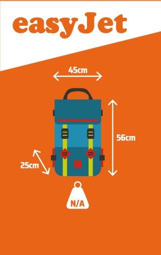 Hand Luggage easyJet