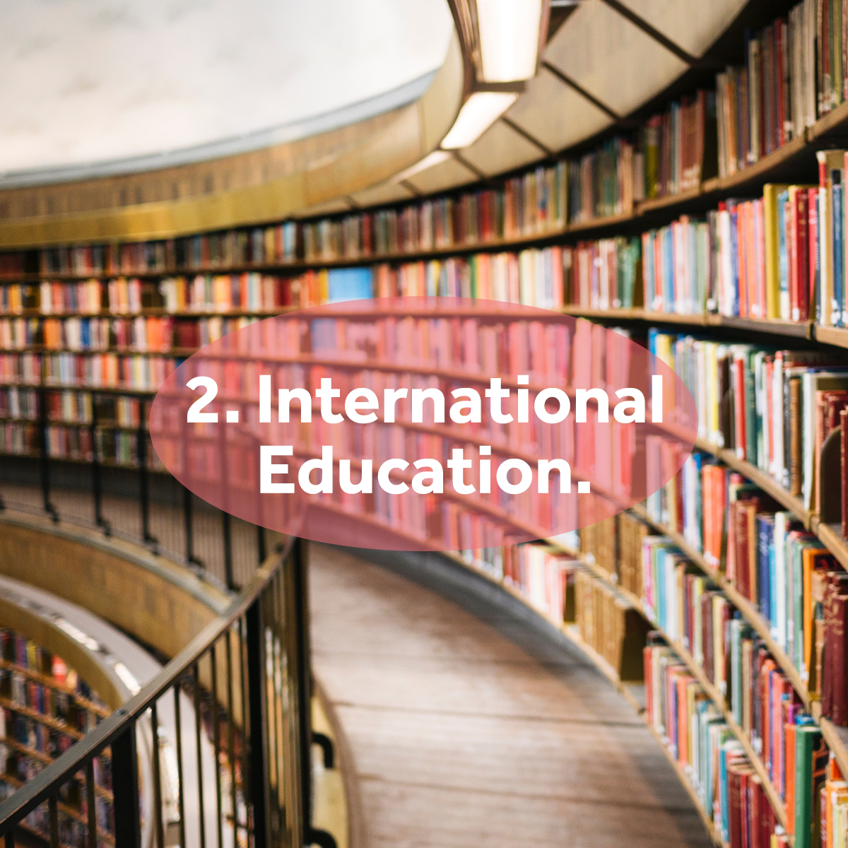 International education - reasons to study abroad