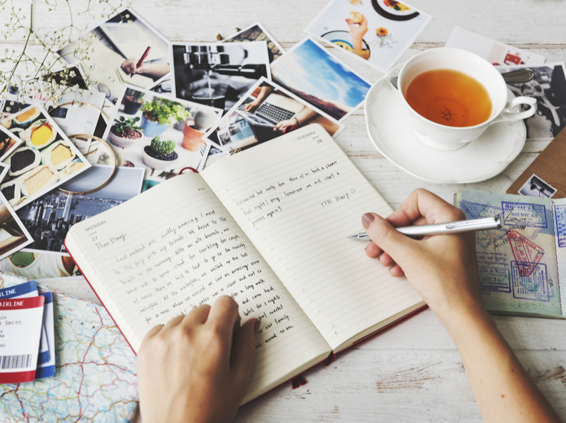 Keep a Travel Journal When Studying Abroad