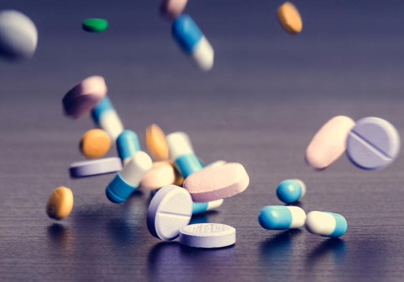 University checklist: medication