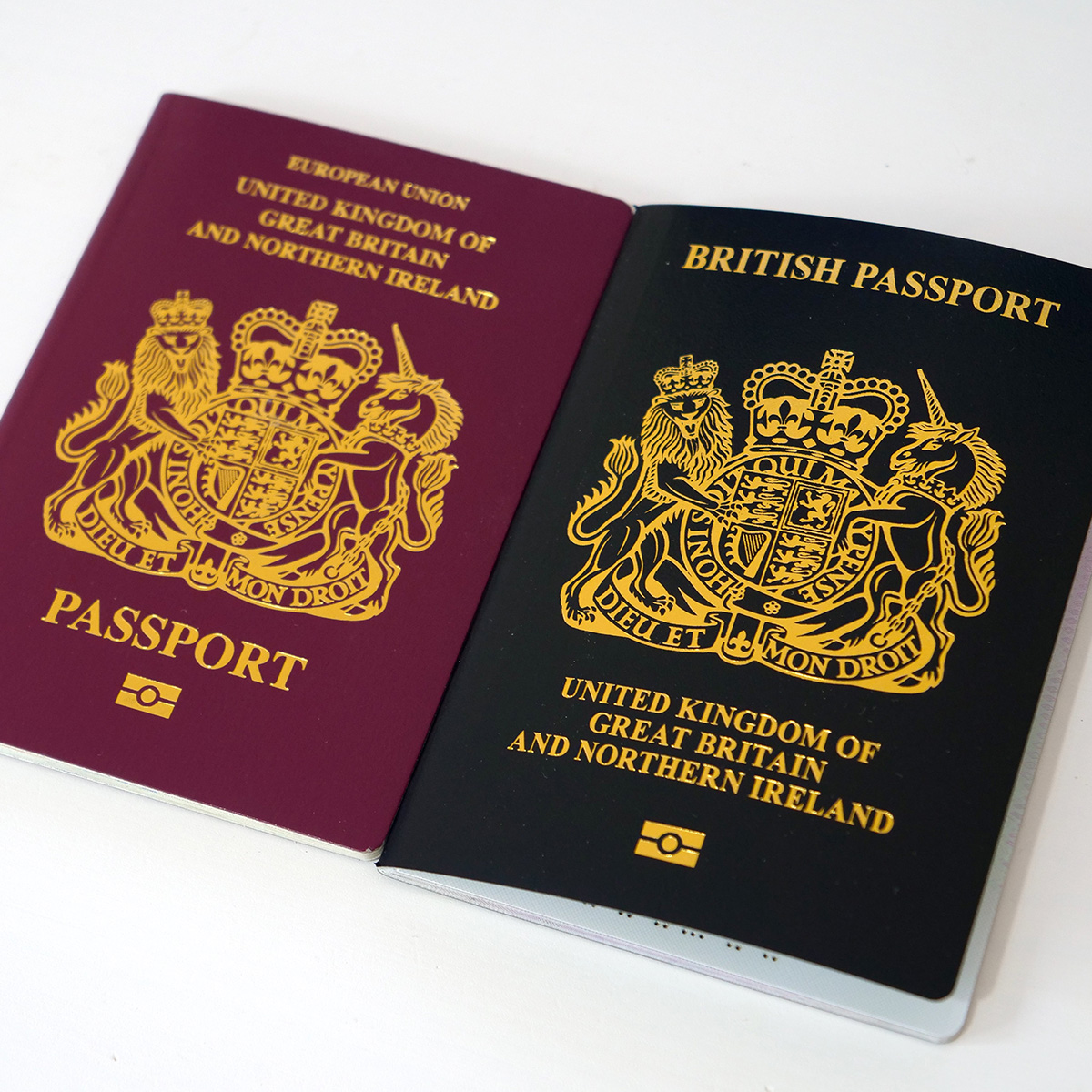 Travel to EU after Brexit - Passports
