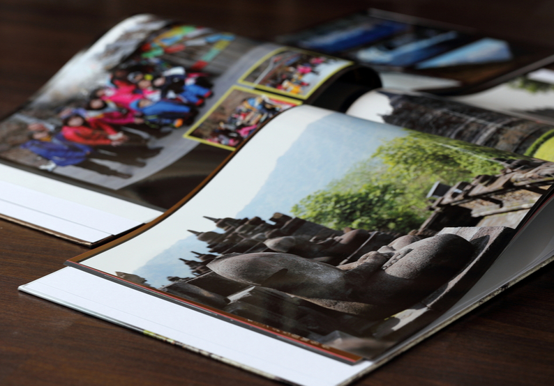 Photo Books Document Your Time Abroad