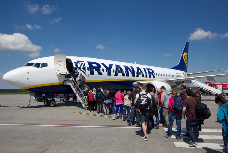 Ryanair new baggage rules