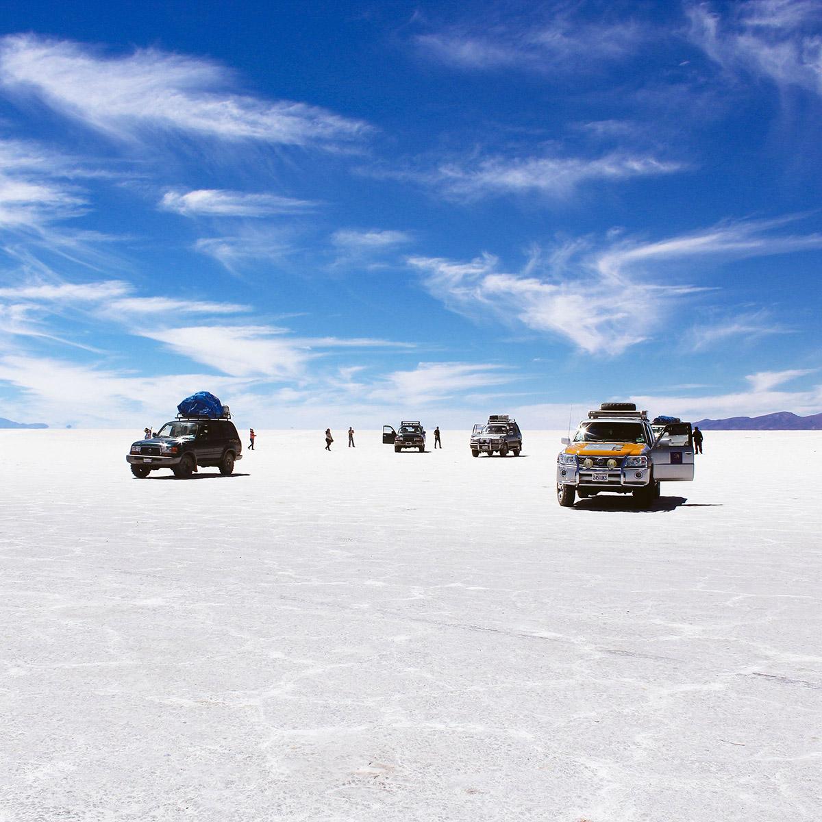 Bucket List Travel 2021 - Bolivian Salt Flats