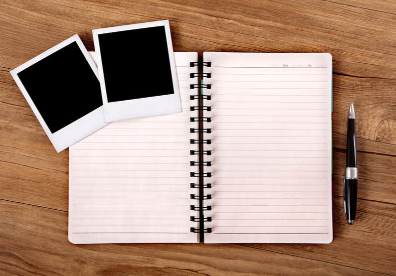 Keep a Scrapbook to Document Your Time Abroad