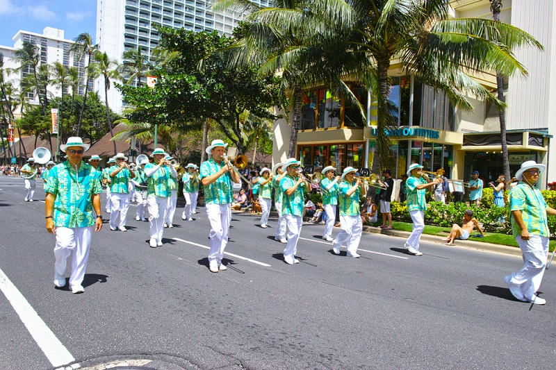 St Patrick's Day Hawaii