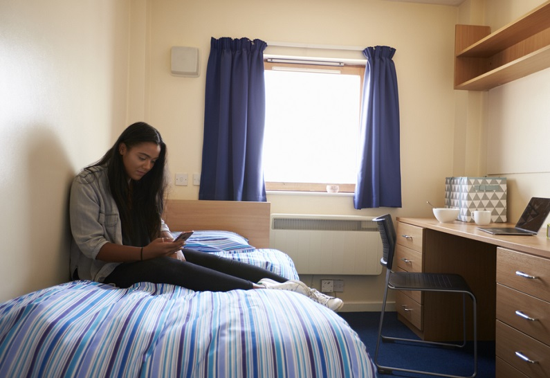 Starting University: Sort Accommodation