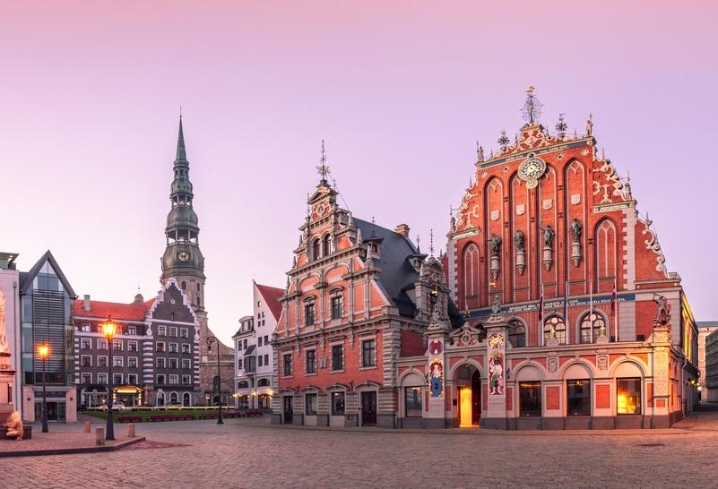 Student Holidays: Riga