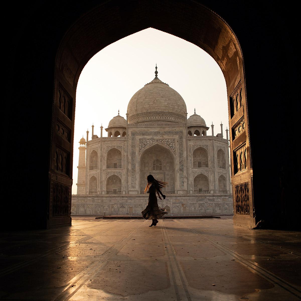 Bucket List Travel 2021 - Taj Mahal, India