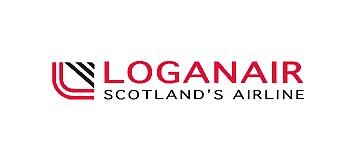 logan air logo