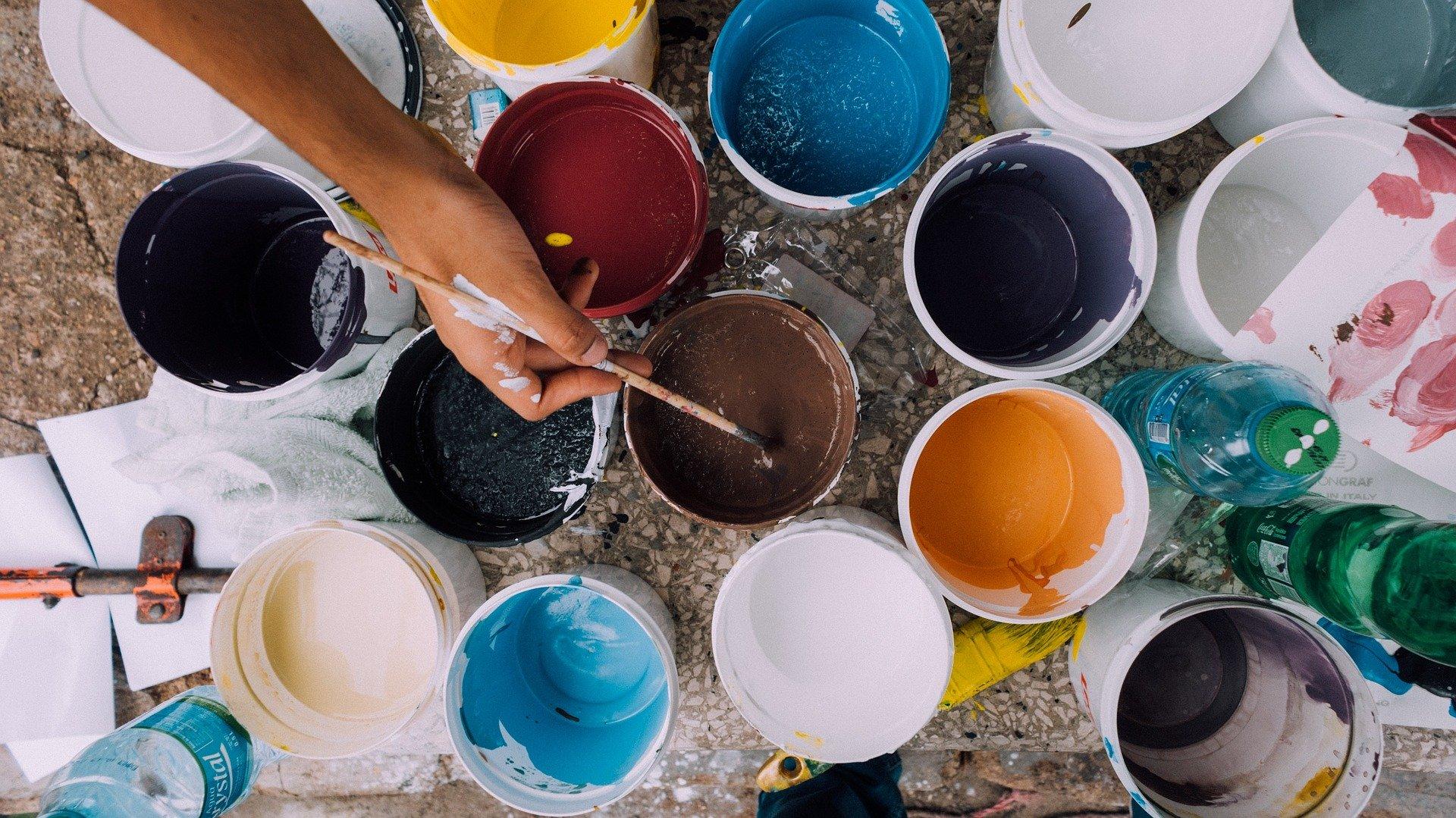 Atividades interativas e gratuitas de Artes para usar no Google Classroom