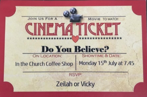 Ladies Movie Night - 'Do You Believe?' @ Overflowing Coffee Shop | Los Angeles | California | United States