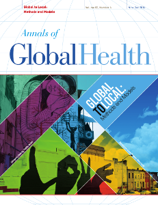 cover image for the Annals of Global Health journal