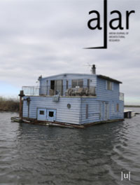 cover image for the ARENA Journal of Architectural Research journal