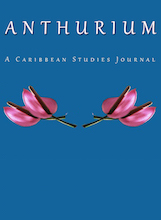 cover image for the Anthurium A Caribbean Studies Journal journal