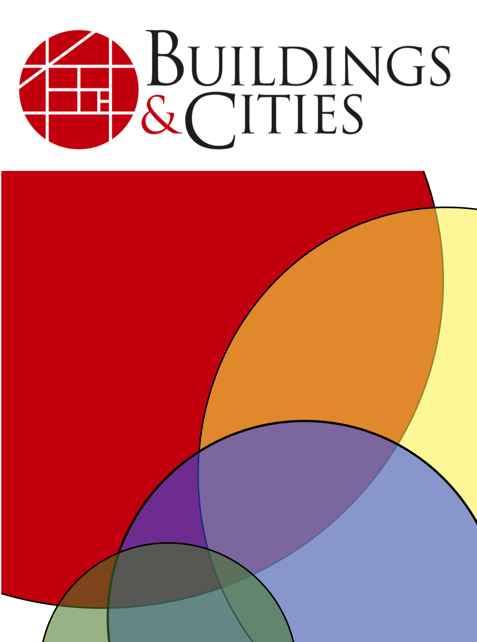 cover image for the Buildings and Cities journal