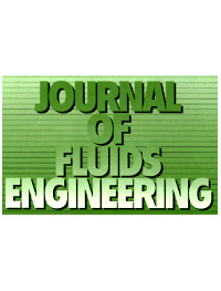 cover image for the Journal of Fluids Engineering journal