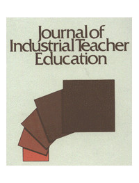 cover image for the Journal of Industrial Teacher Engineering journal