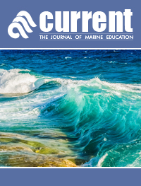 cover image for the Current: The Journal of Marine Education journal