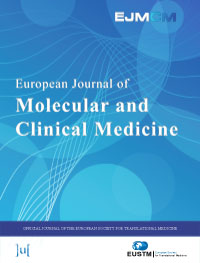 cover image for the European Journal of Molecular & Clinical Medicine journal