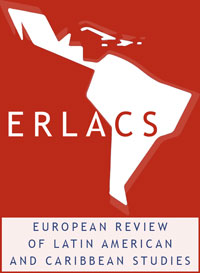 cover image for the European Review of Latin American and Caribbean Studies journal