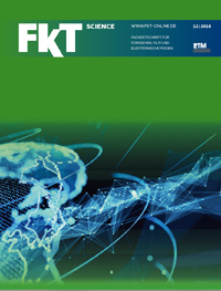 cover image for the FKT - Fernseh- und Kinotechnik journal