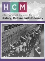 cover image for the International Journal for History, Culture and Modernity journal