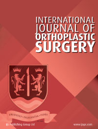 cover image for the International Journal of Orthoplastic Surgery journal