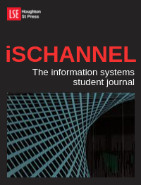 cover image for the iSCHANNEL journal