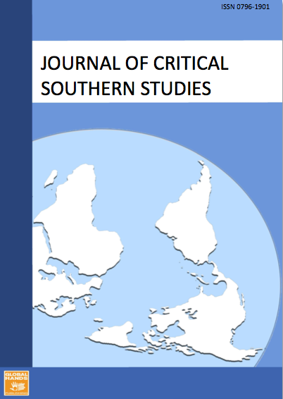cover image for the Journal of Critical Southern Studies journal