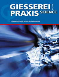 cover image for the Giesserei Praxis Science journal