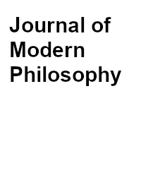 cover image for the Journal of Modern Philosophy journal